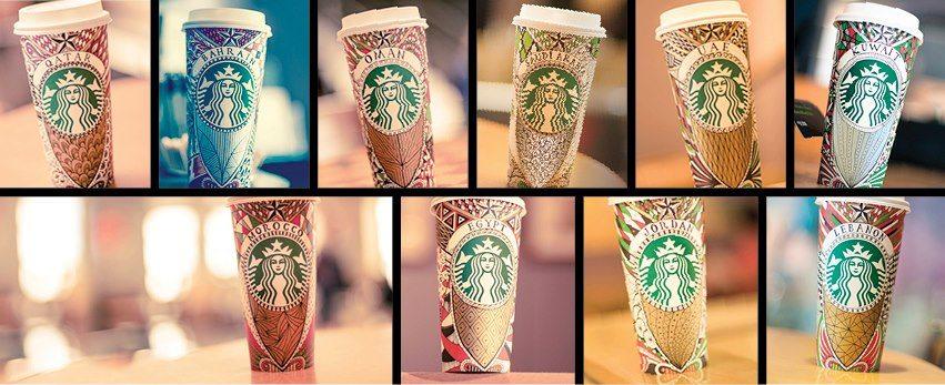 Starbucks facebook around the world for Starbucks in the world