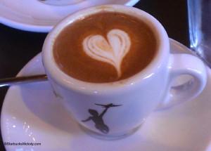 IMAG6987 Espresso Macchiatto at Storyville Coffee - 7Sep2013