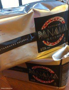 IMAG7034 Panama Coffee Tasting Olive Way Starbucks 9 Sep 2013