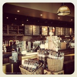 Starbucks September 2013 - Palliadio Parkway Folsom California 2