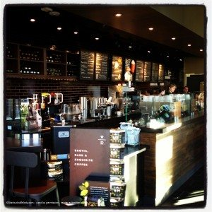 Starbucks September 2013 - Palliadio Parkway Folsom California
