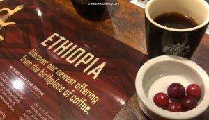 IMAG7321 Ethiopia Coffee tasting Starbucks 30 Sep 2013