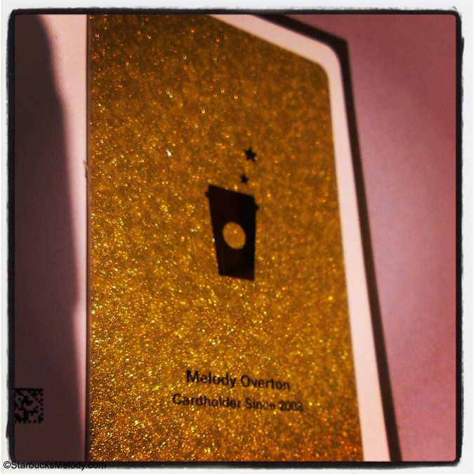 Gold News My Starbucks Rewards Adds More Perks Cards Are