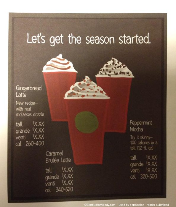 Starbucks Gets A New And Improved Gingerbread Latte