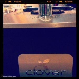 Clover machine 4th and Union - Starbucks 23 Nov 2013