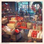 Holiday set up Nov 2013 - Starbucks store 302 - 12 Nov 2013