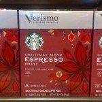IMAG8028 Verismo espresso christmas blend pods - 12 Nov 2013