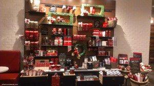 IMAG8055 Merchandise wall - University Village - Starbucks 16 Nov 2013