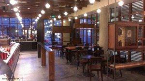 IMAG8058 Lobby facing main entrance University Village 3 Starbucks 16 Nov 2013