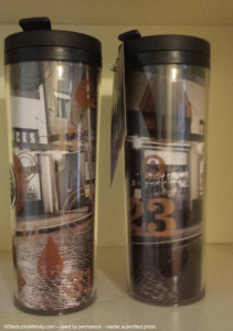 Brewed Coffee Tumbler - January 2014