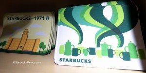 DSC00091 Starbucks Mouse Pads - 20 Dec 2013
