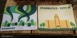 DSC00094 Starbucks Mouse Pads - 20 Dec 2013