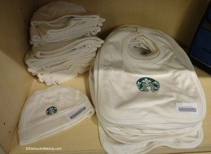 DSC00099 Cap and bib Starbucks Coffee Gear Store 20 Dec 2013
