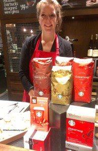 IMAG8439 Donna Coffee tasting Christmas Blend 9 Dec 2013