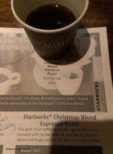 IMAG8449 Espresso Roast Christmas Blend - 9 Dec 2013