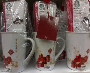 IMG_20131208_132514 Bed Bath and Beyond - 12 ounce Starbucks mug with single pack of cocoa