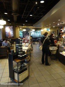 DSC00376 Gig Harbor Starbucks facing lobby 11Jan14