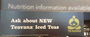 IMAG9455 New Iced Teavana Teas 15March2014