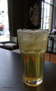 IMAG9456 Green tea - Teavana