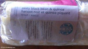 IMAG9745 Zesty Bean wrap
