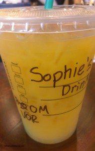 IMAG9897 Sophie's Drink 6 April 2014
