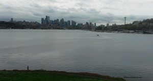IMAG9906 View of Seattle from Gas Works Park 6 April 2014 copy