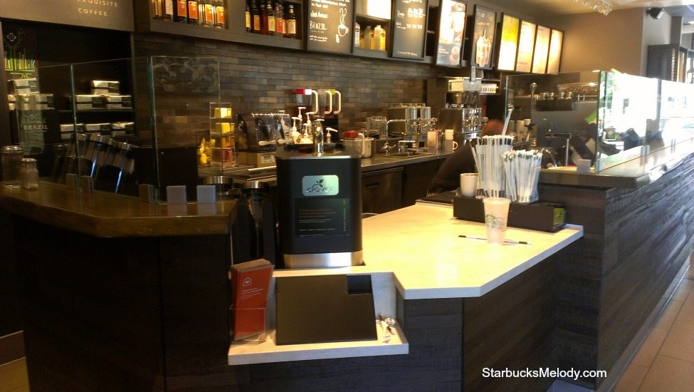 Featured Clover Reserve Starbucks Right Off I 5 In