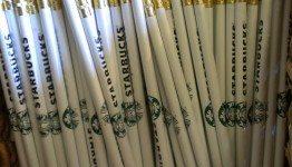 IMAG0389 Starbucks pencils