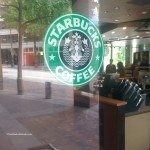 2 - 1 - 1987 - 1992 logo at Starbucks store 101 4th and Cherry downtown 20 June 2014