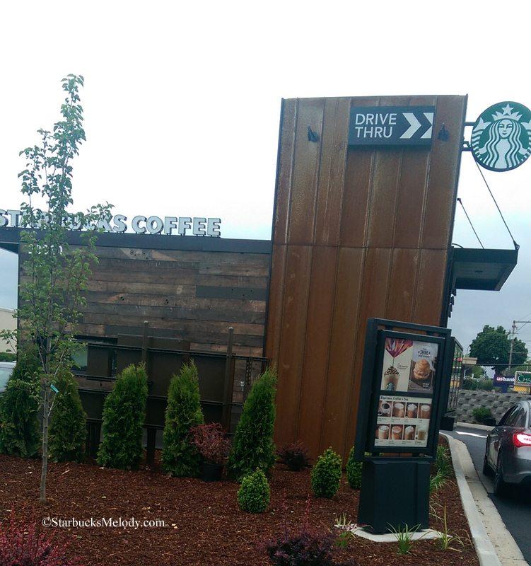 Meet The Starbucks Micro Drive Thru Store