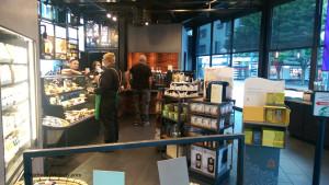 IMAG0538 Interior of Westlake Center Starbucks