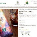 Untitled-1 Brezza Blend on Starbucks store