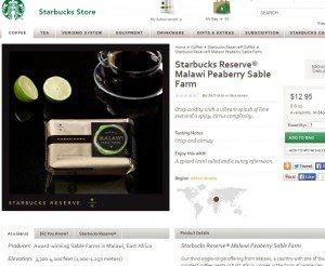 Untitled-2 Malawi on StarbucksStore 25 June 2014 screen cap