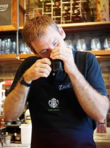 Coffee Master Zach Venti Blend Coffee Tasting 7 July 2014-2
