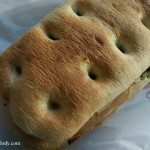 IMAG0616 Westlake Center Starbucks - Turkey Pesto Panini