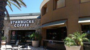 IMAG0748 Huntington Beach Evenings Starbucks exterior May 2014