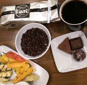 IMAG0783 Coffee Tasting Venti Blend
