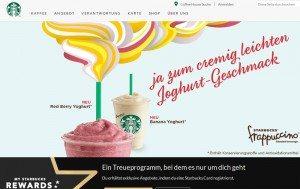 Untitled-1 Starbucks Germany new yogurt Frappuccino