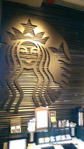 IMAG1446 Leschi Starbucks siren made from inner tubes