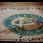 1 - Burlap Coffee Sack