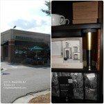 ATLANTA - Georgia - 2321 North Druid Hills Road - Atlanta Georgia Starbucks - Sept 2014