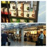 CHICAGO -Ohare Airport Starbucks July 2014