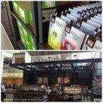 DALLAS - FORTWORTH Airport - Terminal D Starbucks