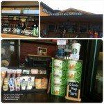 LAKE BUENA VISTA - Florida - Downtown Disney Marketplace Starbucks - 6 Sep 2014