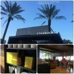 LAKE BUENA VISTA - Florida - Downtown Disney Starbucks - 31 August 2014