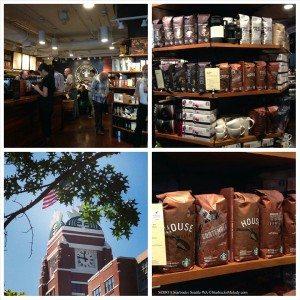 SEATTLE - SODO 8 Starbucks - 2401 Utah Avenue South 8th Floor August 2014