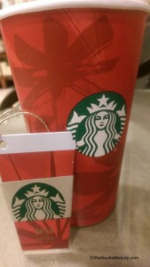 2 - 1 - IMAG3552 Red Cup and Small Starbucks Card