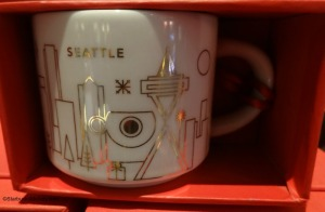 2 - 1 - DSC00796 Seattle You Are Here ornament - 15 November 2014