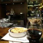 DSC00847 truffle mac and cheese and wine 24 Nov 14
