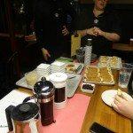 DSC00851 Coffee tasting - Thanksgiving Blend 24Nov14